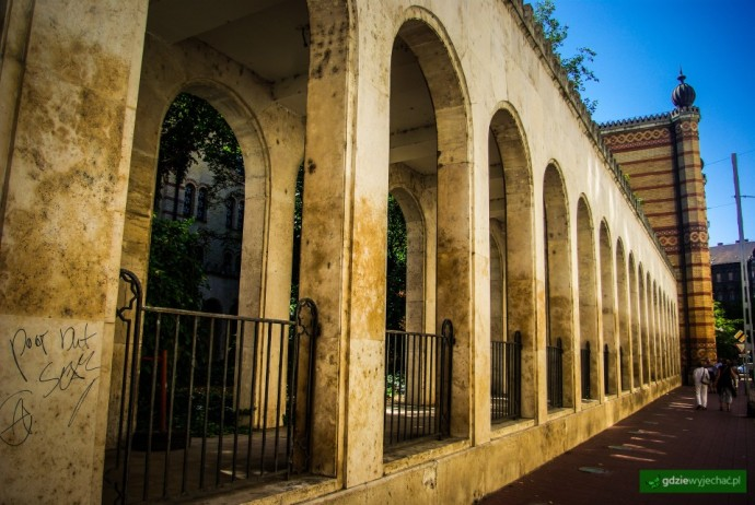 synagoga budapeszt