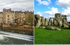 Pomysł na weekend. Minitrip z Bath, Stonehenge i Londynem
