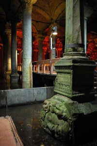 cisterna basilica stambuł