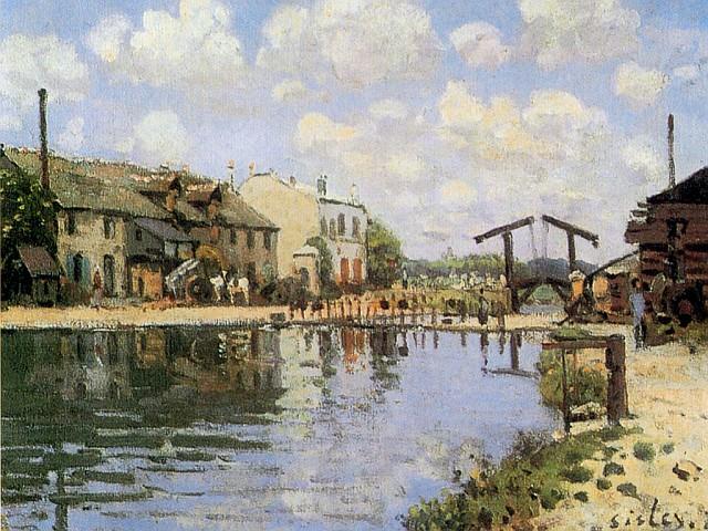 kanał saint martin