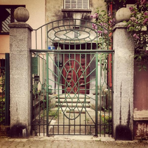 podgorze brama