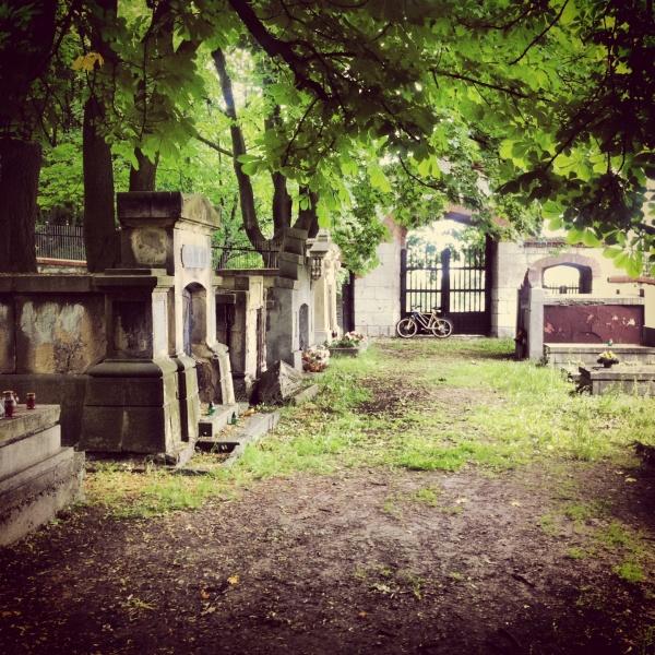 podgorze cmentarz