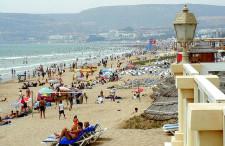Maroko (Agadir) – jaka pogoda w styczniu, lutym? Tempeatury wody i powietrza