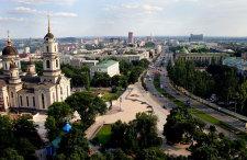Kijów na około weekendowy wypad z Poznania w niskiej cenie. Pakiet lot + hotel ze śniadaniem dal dwóch osób za 405 zł.