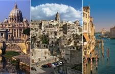Eurotrip w lipcu za 397zł. Rzym, Apulia i Wenecja trzema liniami!