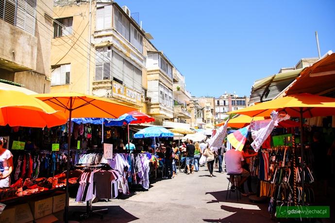 tel aviv karmel bazar