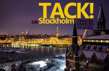 Wideo Tripklip #1: Jeden dzień w Sztokholmie