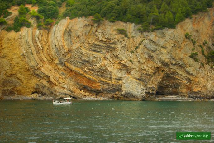 Porto Venere geologia