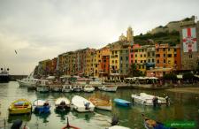 Porto Venere. Z piany wyszła Wenus, a w tle przygrywają włoskie szlagry