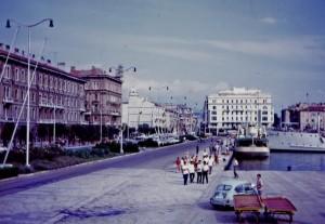 Rojeka Chorwacja stara