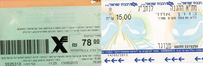 bilety izrael egged kolej