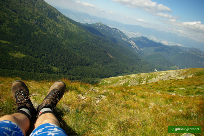góry tatry niskie