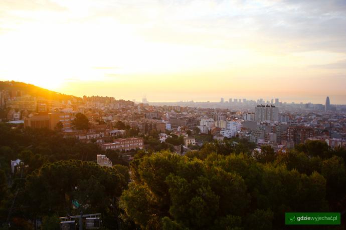 Barcelona wschód