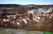 Tak wygląda Sandefjord. Nie wiesz, bo uciekasz do Oslo. Dużo zdjęć!