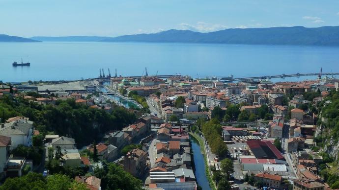 Rijeka Chorwacja Kvarner