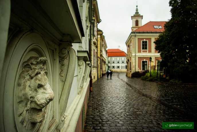 Węgry weszprem stare miasto