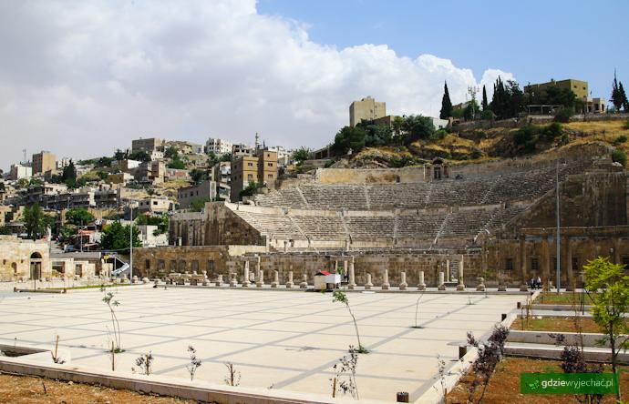 amman amfiteatr