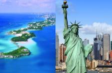 Nowy Jork + rajskie Bermudy z Polski w listopadzie za 2104zł