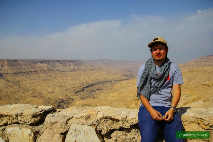 wadi mujib jordania