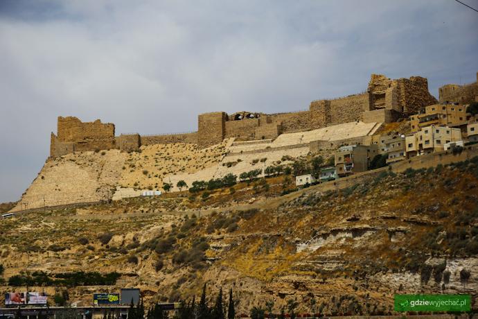 zamek al karak jordania