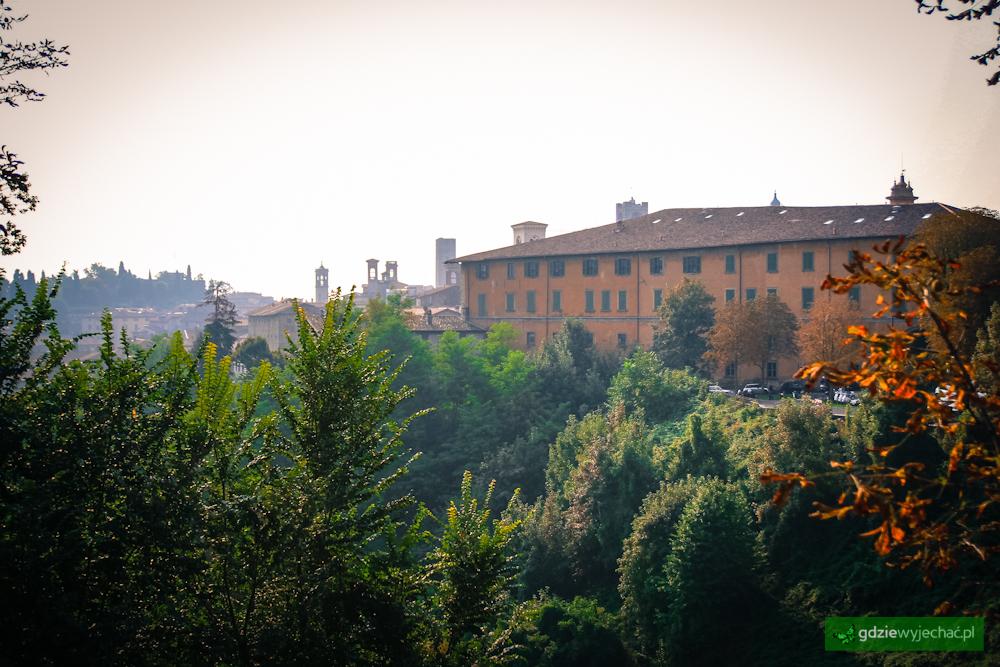 Bergamo włochy