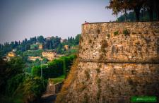 Siądź na murach i patrz… Jesienne Bergamo pędzikiem [DUŻE ZDJĘCIA]