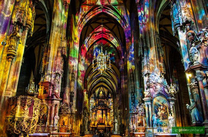 Wiedeń Katedra sw szczepana
