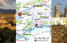 Andaluzyjskie TOP10. Najciekawsze i najfajniejsze miejsca południowej Hiszpanii [+Mapa]