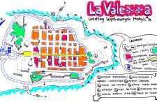 La Valetta według Wędrownych Motyli