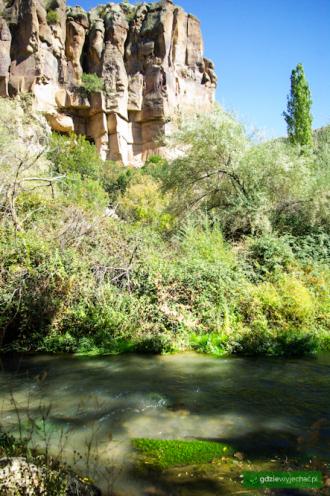 rzeka melendis ihlara