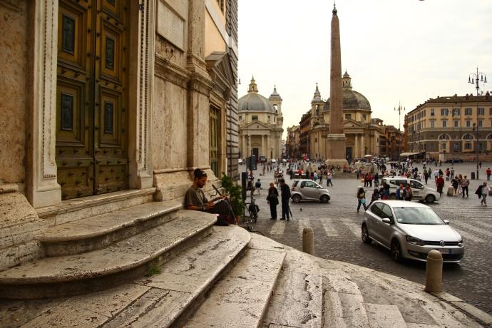 popolo rzym
