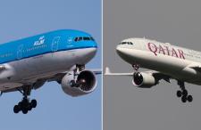 Wojna (wojenka) KLM z Qatar. Azja w dobrych cenach
