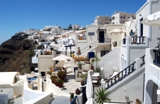 Fotogaleria 1000px – Santorini, które powoduje szybsze bicie serca