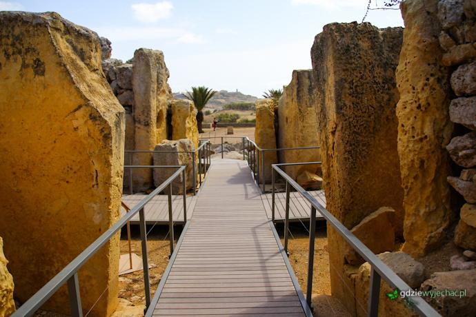 Gozo świątynia ggantija