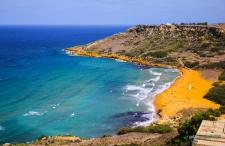 Najpiękniejsze piaszczyste plaże na Malcie i Gozo. Nasz nawigator i mapa