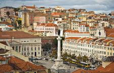 Portugalia Ryanairem i czarterem. Lizbona i Faro