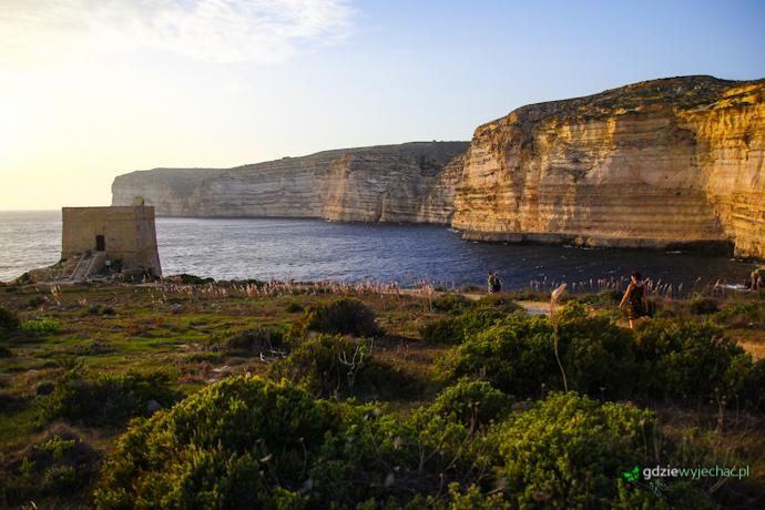 Malta Gozo xlendi