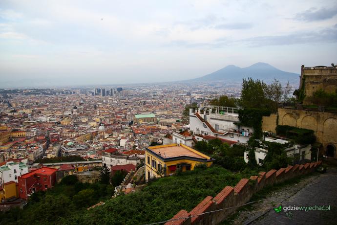 Neapol panorama montesanto