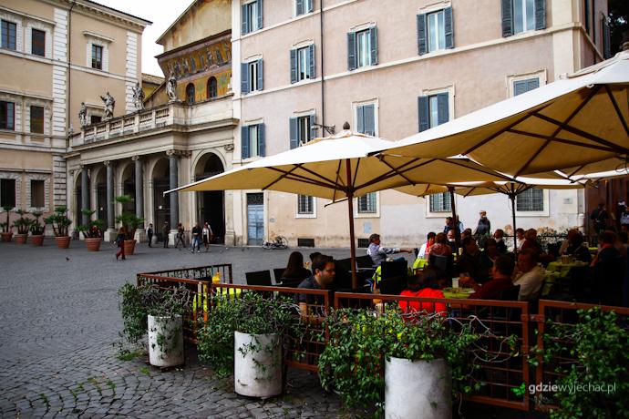 Rzym zatybrze