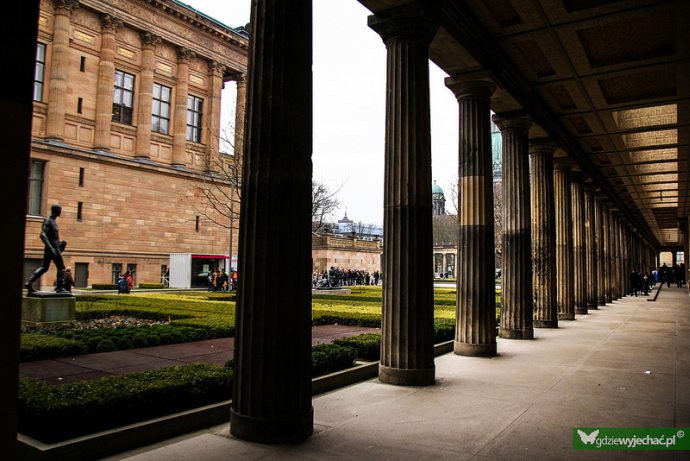 berlin niemcy muzeum