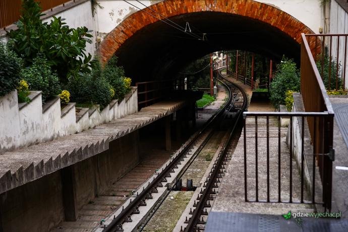 neapol funicular