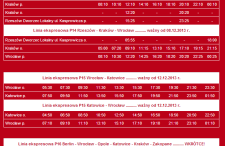 Nowe linie od polskibus.com od 20 listopada 2013. Jesteście zwycięzcami!