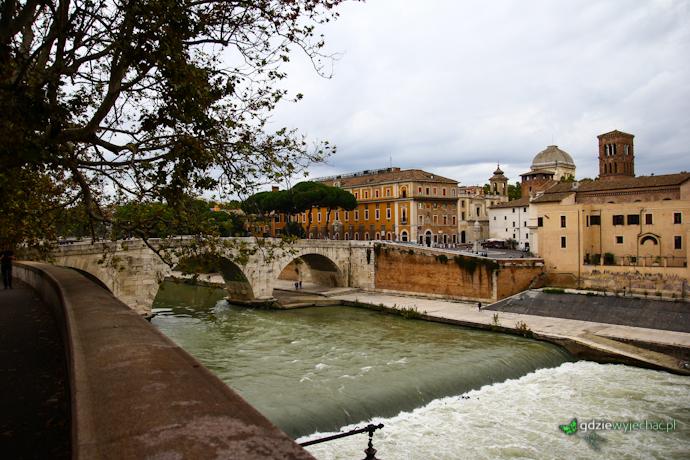 wyspa tyberina rzym