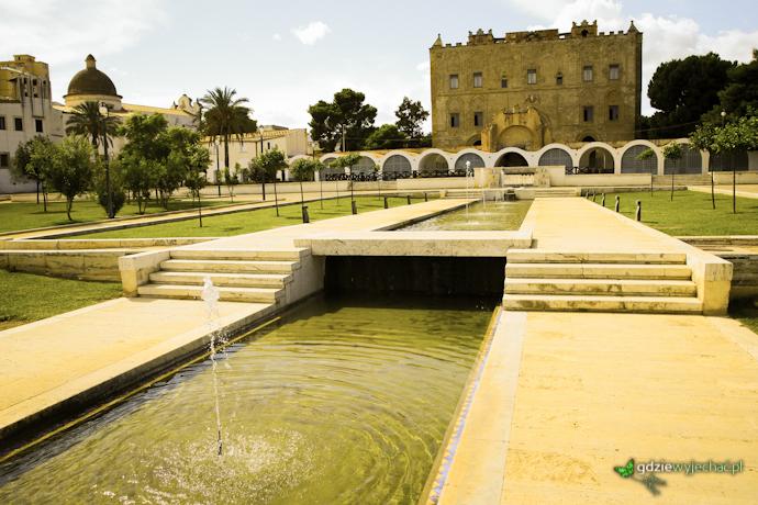 Pałac Zisa Palermo