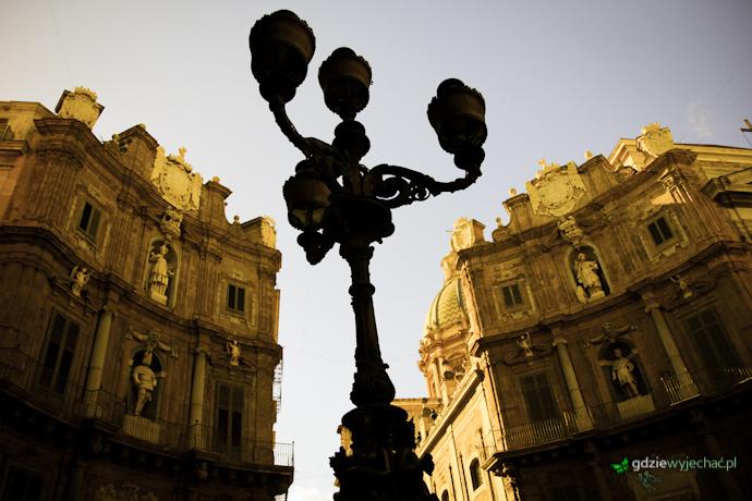 Palermo quatro Canti