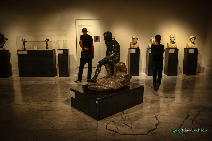 muzeum archeologiczne neapol