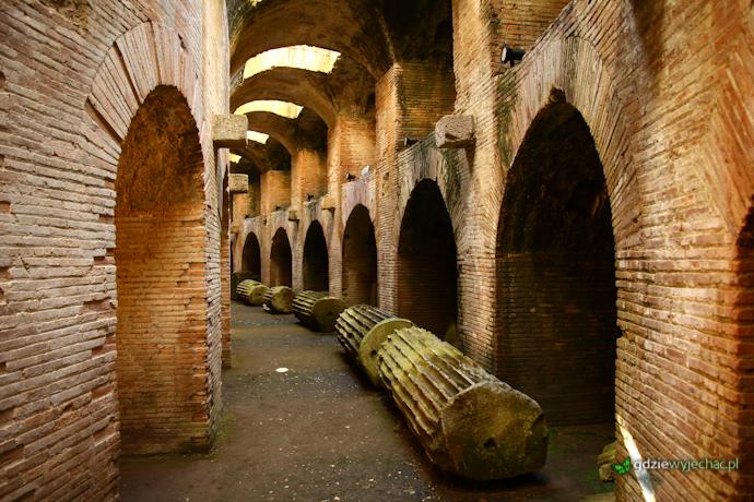 pozzuoli amfiteatr