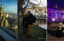 Zakochaj się w Warszawie na święta – mówili. Oto i ona, w trzech odsłonach