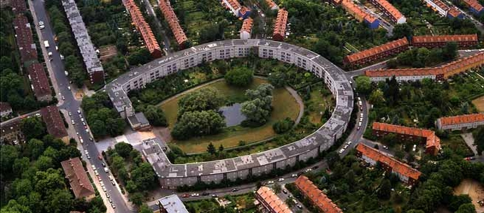 Kowadło Berlin modernizm