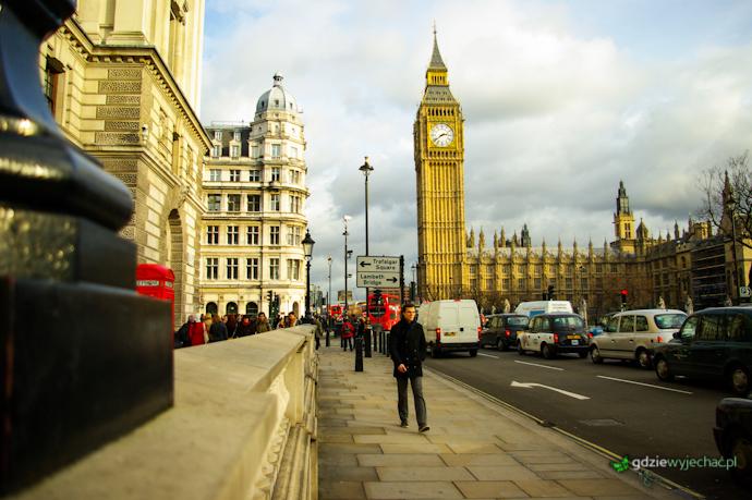 big ben londyn